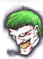 Joker by LangleyEffect