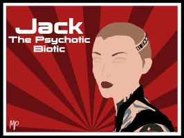 The Psychotic Biotic by mpissott