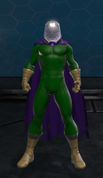 Mysterio (DC Universe Online) Updated by Macgyver75