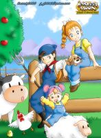 Harvest Moon: A Married Life 1 by gwendy85