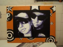Picture of Bruno and Kelly by esferograffico