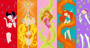 Winx club by Kitty-Olenic
