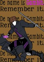 Gambit by blindfaith311