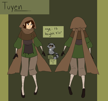 Tuyen - Lv 1 by hyperionwitch