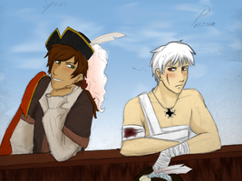 APH: Spain and Prussia by ReinoEspanol