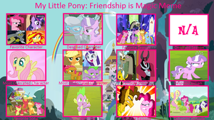 My Little Pony Controversy Meme by DaJoestanator