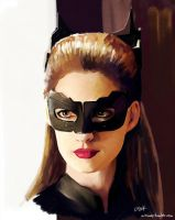 Catwoman by miri-k