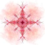 Fractaled Thoughts: Root Chakra Revisited by Romnil
