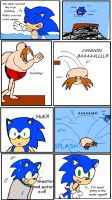 Why Sonic is Afraid of Water by TheWeirdSovergein