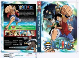 One Piece DVD Cover by yubby