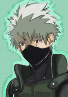 Kakashi by EspadaFreak