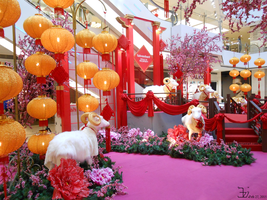 Chinese New Year decor _ 20150227e by K4nK4n