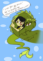 JP: Sea Creature Lovin' c': by JackiePhantom13
