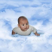 In The Clouds 2 by Lelanie