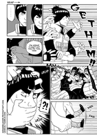 Doujin: Catfight Pg. 10 by mongrelmarie