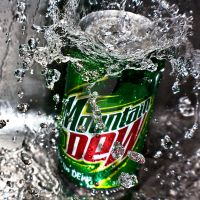 mountain dew by SaphoPhotographics