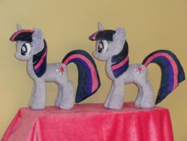 Twilight's new pattern by WhiteDove-Creations