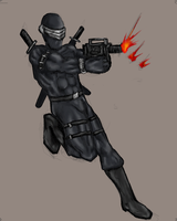 Snake Eyes by The-Great-Shiniku