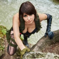 Finding my way to you - Quiet Cosplay by AlexBlacklight