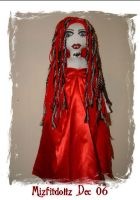 "Gothic ""Red"" by DollzMaker"