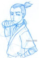 Avatar-Sokka by ferus
