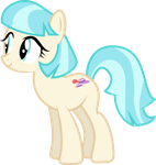 Vector: Coco Pommel [No Accesories] by PaulyVectors