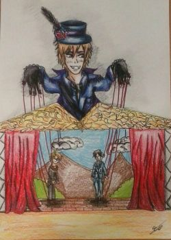 APH - Puppet Show by VideoGamesFan24