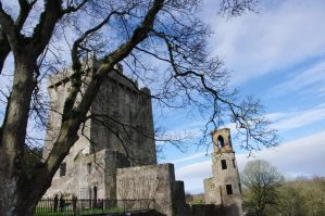 Blarney Castle, Co. Cork by CleaLlyfr