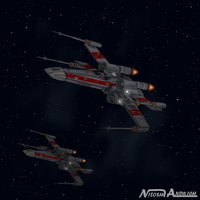 X-Wings by Milosh--Andrich