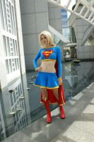 More supergirl by allicia1