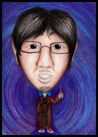 Caricaturized by TheGoldenCrowbar