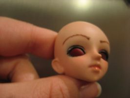 First Faceup - The End 01 by crystalbtrfly07