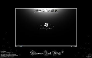 Windows Dark Night 1.0 by caeszer