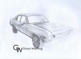 Chevy 71 by LGhost