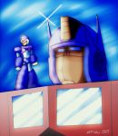 Optimus Prime and X - Towards a Future of Peace by ZeroFangirl-Mu