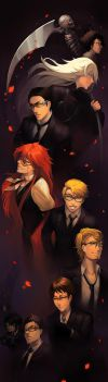 Black Butler: Roundelay by 0dearg-due0