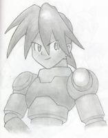 Megaman Trigger by DeathSpikes