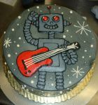 Rock'n'Roll Robot by Kahlan4