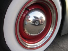 Rat Rod Reflection by tundra-timmy