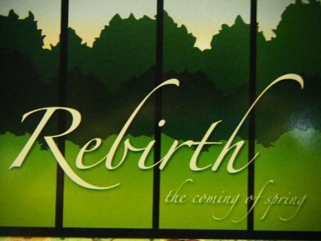 Rebirth: The Coming Of Spring by LaurensArtPress