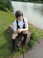 Ciel Phantomhive - Silent Prelude by TheMimickerAlchemist