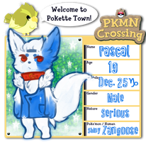 .: SHINY PKMN Crossing App :. by Remixu