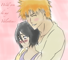 Will You Be My Valentine? by PeachBerryDivision