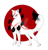 Okami Pop by Taelune