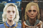 The Evolution of Liz - Fallout 4 by 3933911