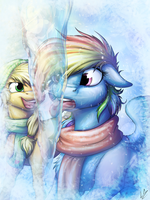 Frosty by LupiArts