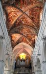 Ceiling of a Church on Lipari by AgiVega