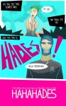 HAHAHADES by Wafelland