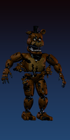 Nightmare Freddy by Toasted912