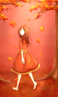 Autumn's Child by Rueleer